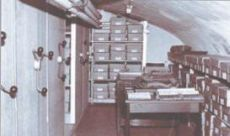 Photo of Archive vaults